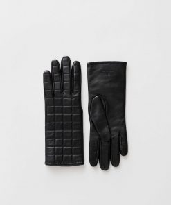 Tiger of Sweden Quadrilia Gloves Black