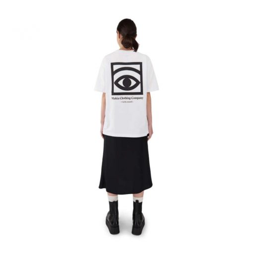 Makia Ögon T-shirt White