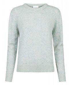 Neo Noir Dina Sweater Green