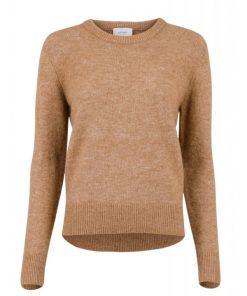 Neo Noir Dina Sweater Brown