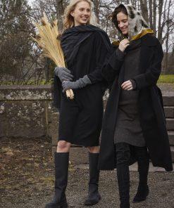 Balmuir Lucinda Loose Dress Black