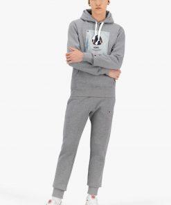 Champion Rib Cuff Pants Dark Grey