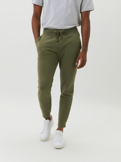 Björn Borg Centre Tapered Pant Ivy Green