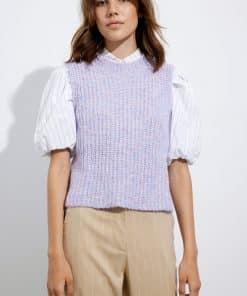 Envii Enalva Short Vest Purple Multi