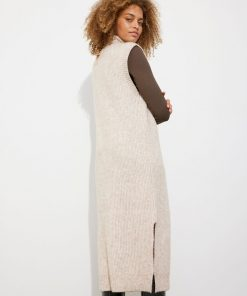 Envii Enetna Knit Dress Lead Grey Melange
