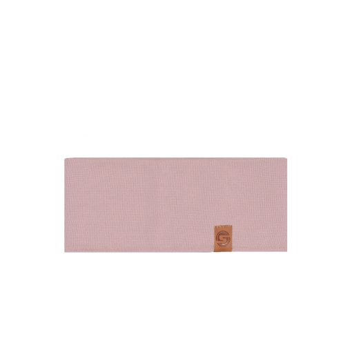 Superyellow Saame Headband Light Pink