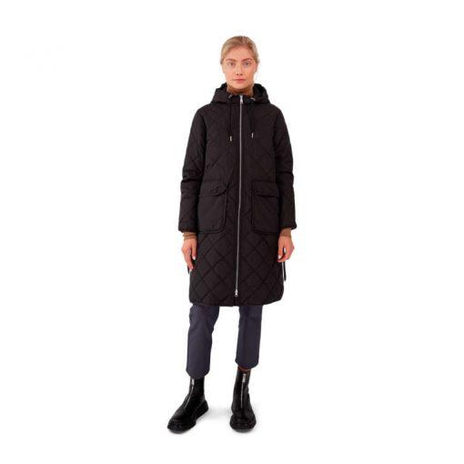 Makia Aura Coat Black