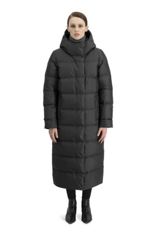 Joutsen Blanka Down Coat Black