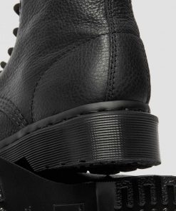 Dr. Martens 1460 Pascal Mono Virginia Boots Black