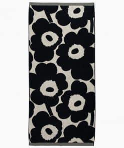 Marimekko Unikko Bath Towel 70 x 150 cm