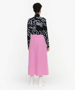 Marimekko Poikue Skirt Pink