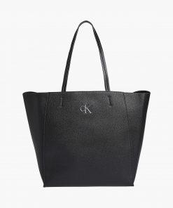 Calvin Klein Minimal Monogram Bag Black