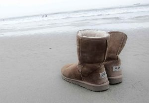 UGG boots and shoes